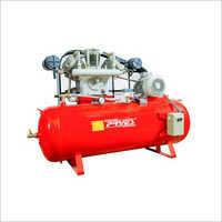 10 Hp 500 Liter Tank Compressor