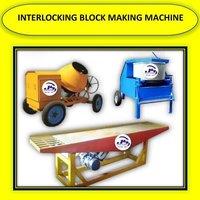MANUAL BLOCK MAKING MACHINE