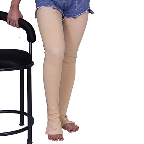 Compression Mid Thigh Stocking