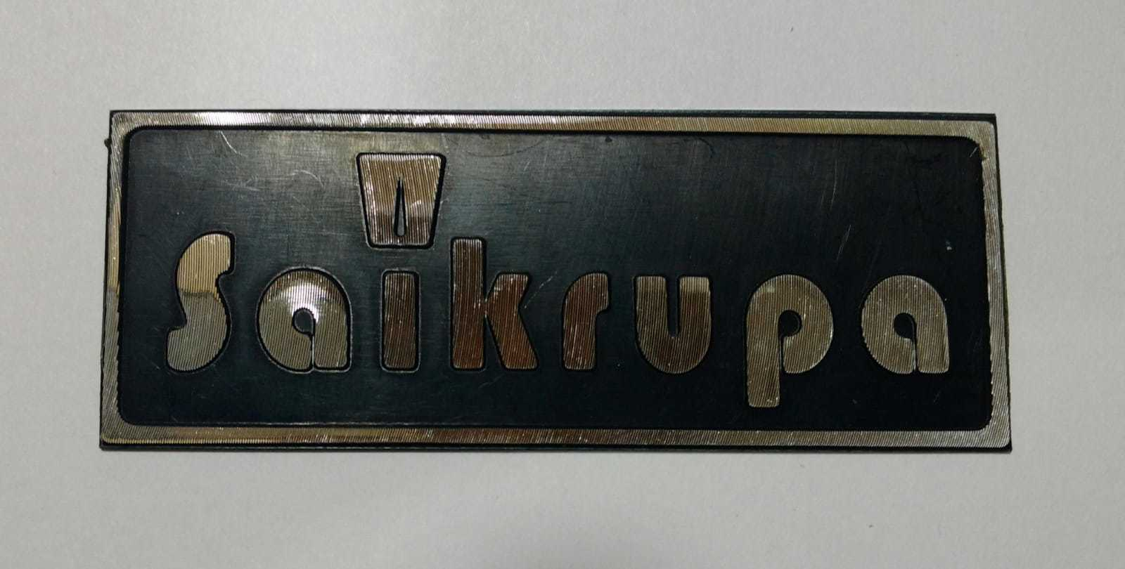 Metal Label