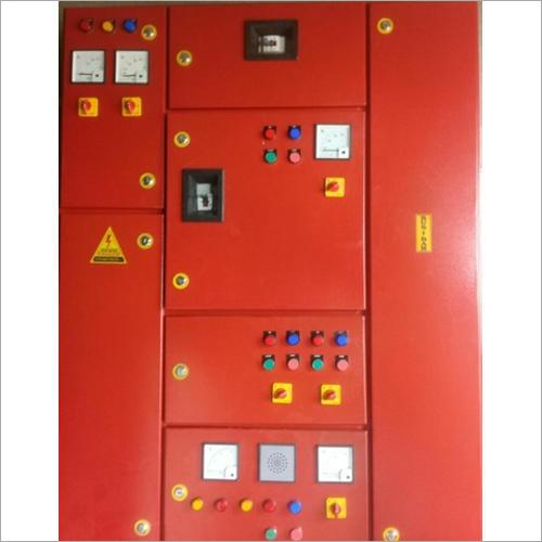 Fire MCC Control Panel