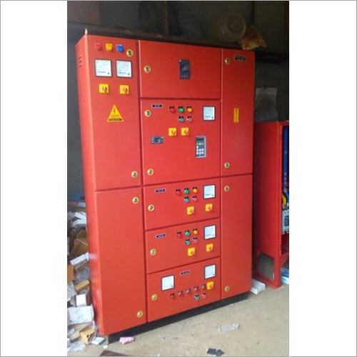 Electric Fire Control Panel