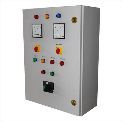 Diesel Control Panel