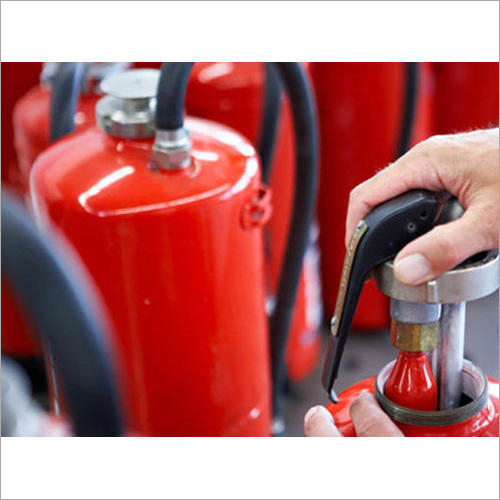 Extinguisher Refilling Services