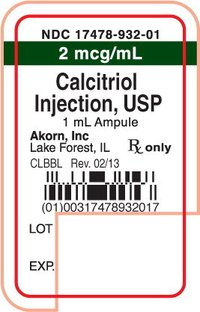 Calcitriol Injection