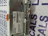 BECKHOFF PLC AUTOMATION BK3520