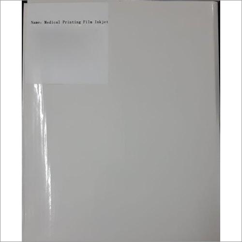 Medical Inkjet Film