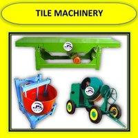 TILE MACHINERY