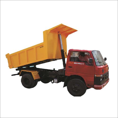 Truck Mouted Garbage Dumper Placer