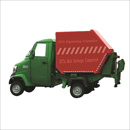 Mini Garbage Compactor