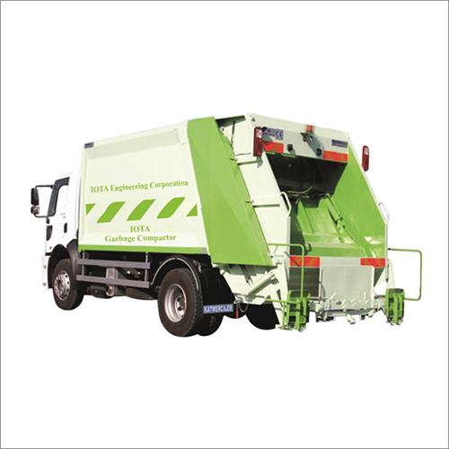 HCV Mounted Garbage Compactor