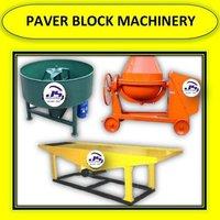 PAVER BLOCK MACHINERY
