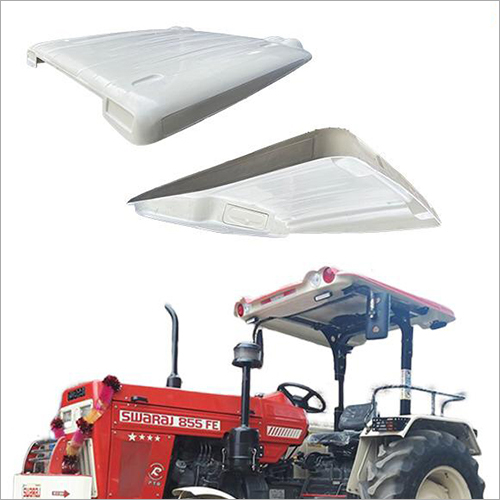 3 Star Tractor Canopy
