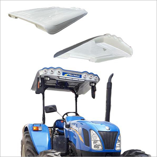 5 Star Tractor Canopy
