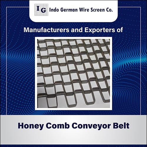 Honey Comb Conveyor Belt