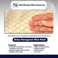 Heaxagonal Wire Mesh