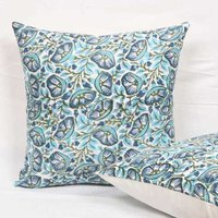Handmade Printed Cushion Cover