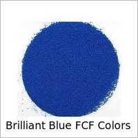Brilliant Blue FCF Colors