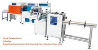 ATM Rolls Slitter and Packaging Line CP-S1200A