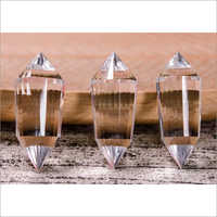 Himalaya Clear 24 Sided Double Terminated Point