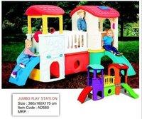 Plastic Jumbo Play Station