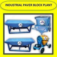 Industrial Paver Block Plant