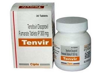 TENOFOVIR DISOPROXIL FUMARATE TABLETS IP 300MG