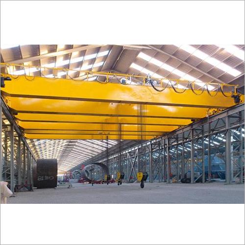 Electric Overhead Travelling Crane