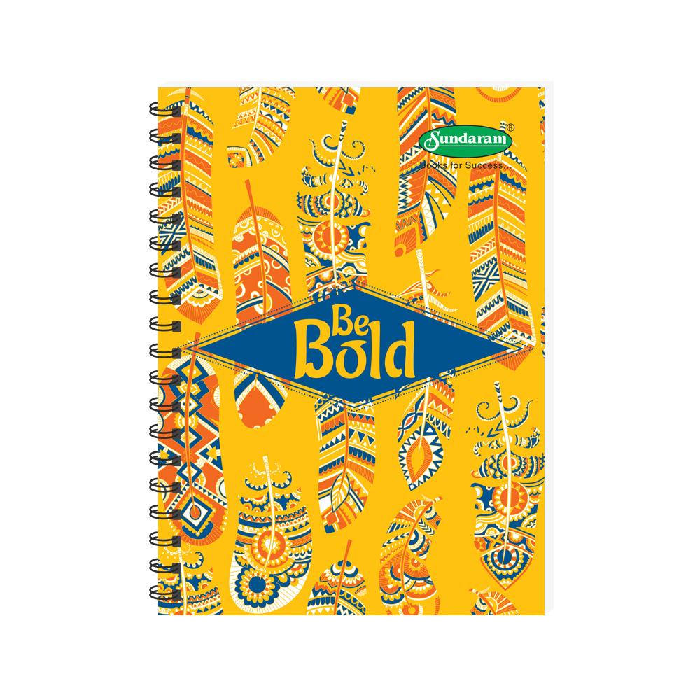 Sundaram Three Subject Book - 150 Pages (S-3)