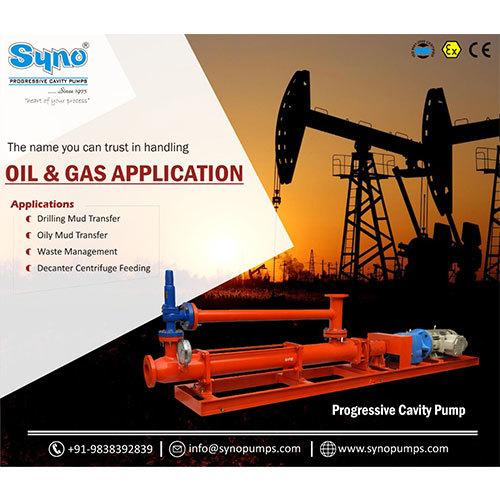 Oil And Gas Pumps Progressive Cavity Pumps