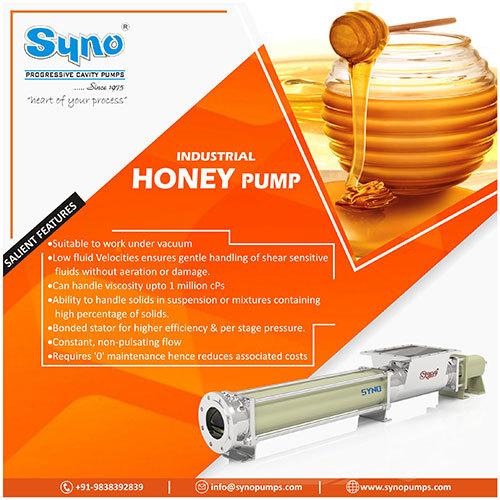 Viscous Liquid Pump Honey Pump