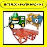 Interlocking Paver Machine