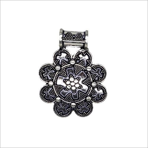Handmade Antique Silver Pendant