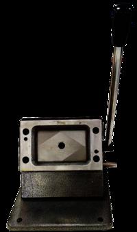 ID Card Die Cutter 54x86 (Heavy)