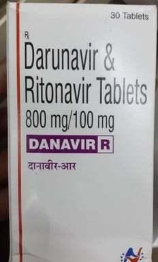 Darunavir & Ritonavir Tablets