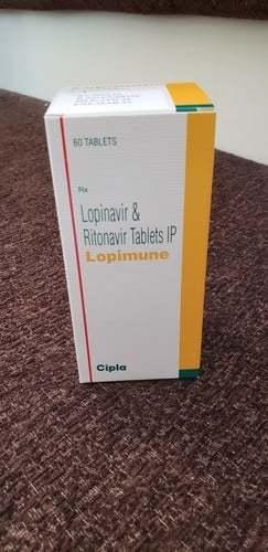 LOPINAVIR & RITONAVIR TABLETS IP