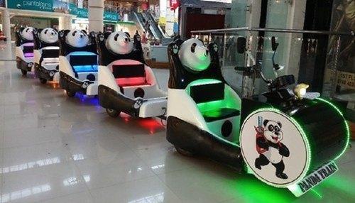Fibber 3 Boggi Panda Train