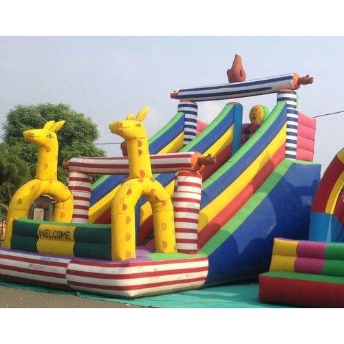Giraffe Inflatable Bouncy