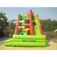 Zig Zag Inflatable Bouncy