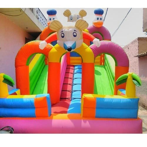 Inflatable 3 Ways Mickey Mouse Bounce