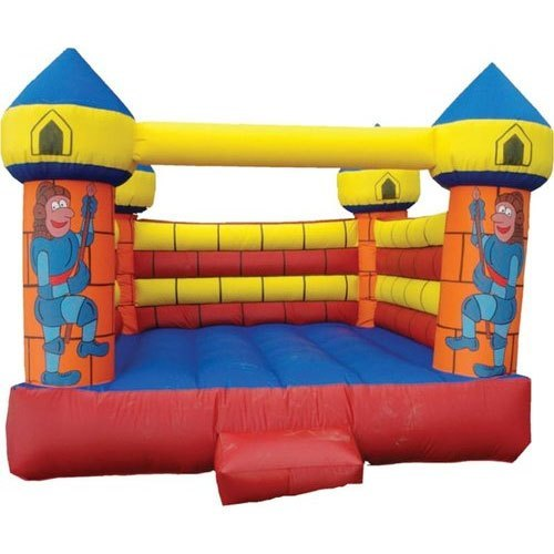Flat Inflatable Bouncy