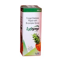 Fungal Diastase Pepsin with B-Complex Syrup