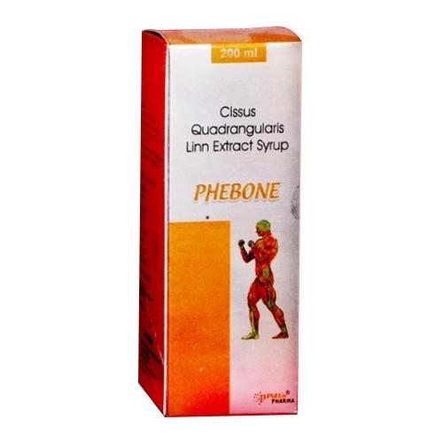 Clssus Quadrangularis Linn Extract Syrup