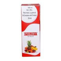 300 ml Iron - Zinc - Folic Acid - L-Lysine And B-Complex with Protein Syrup