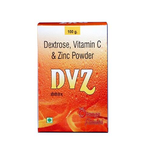 Dextrose - Vitamin C And Zinc Powder