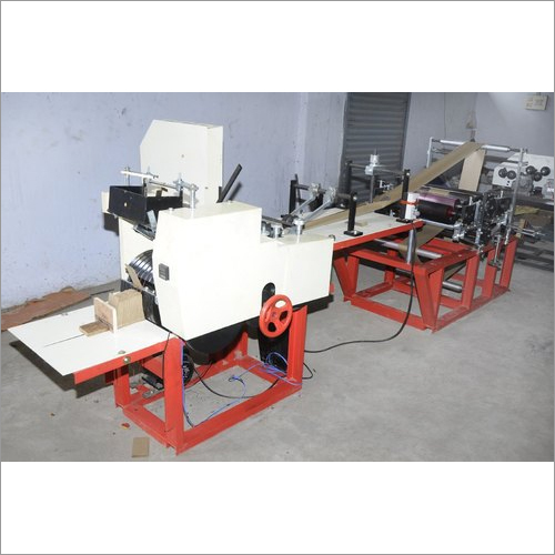 Industrial Shopping Bag Making Machine