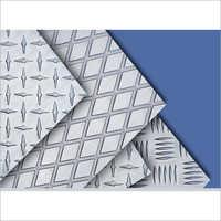 Aluminium Patterned Sheet