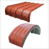 Industrial Crimping Roofing Sheet