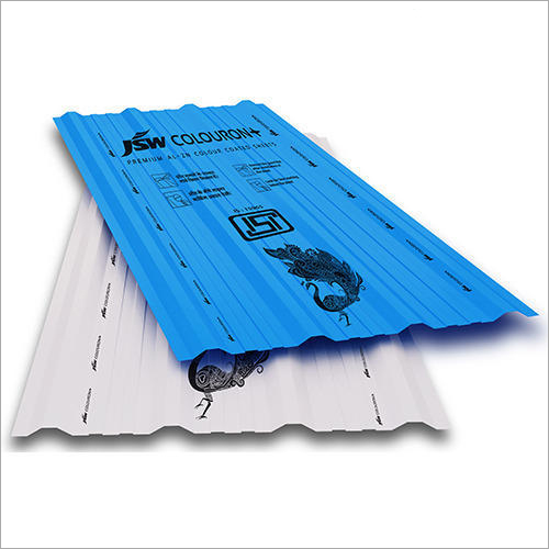 Jsw Colour Coated Roofing Sheet