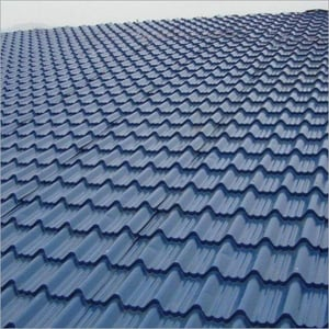 Industrial Tile Profile Roofing Sheet